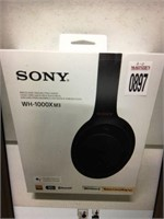 SONY WH-1000X M3 WIRELESS STEREO HEADSET