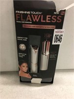 FINISHING FLAWLESS FACIAL HAIR REMOVER