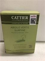CATTIER SUPERFINE GREEN CLAY
