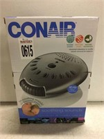 CONAIR SOOTHING SOUNDS