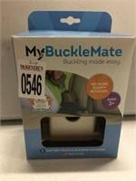 MY BUCKLE MATE SEAT BELT BUCKET