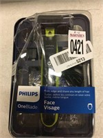 PHILIPS FACE TRIMMER