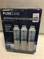 PURELINE REFIGERATOR WATER FILTER