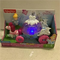 FISHER PRICE CINDERELLA CARRIAGE