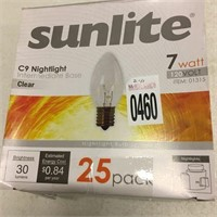 SUNLITE NIGHT LIGHT BULB