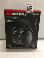3M WORK TUNES HEARING PROTECTOR