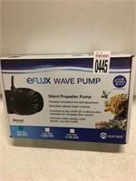 EFLUX WAVE PUMP