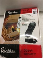 ROBERTSHAW REMOTE CONTROLLER UNIVERSAL FIRE PLACE