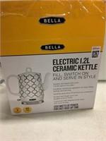 ELECTRIC CERAMIC KETTLE 1.2L