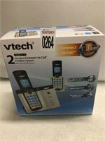 VTECH HANDSET CONNECT TO CELL