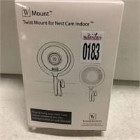 TWIST MOUNT FOR NEST CAM INDOOR