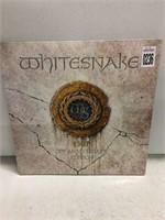 WHITESNAKE RECORD ALBUM