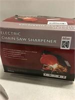 ELECTRIC CHAINSHAW SHARPENER