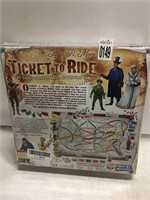TICKET TO RIDE BY ALAN R MOON