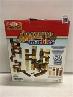 AMAZE 'N MARBLES 60 PC