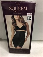 SQUEEN SEXY BODY SIZE LARGE