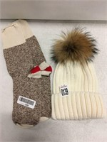 ASSORTED WINTER ITEMS