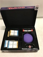 TABOO THE GAME OF UNSPEAKABLE FUN