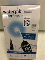 WATERPIK WATER FLOSSER CORDLESS ADVANCE