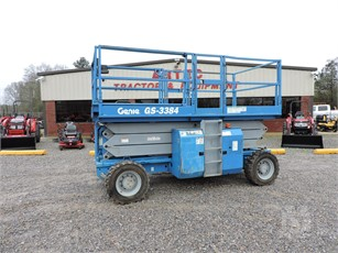 GENIE GS3384 Scissor Lifts Lifts For Sale - 60 Listings | LiftsToday