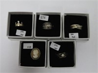 Online Only Jewelry Auction - Starts closing Feb. 4 @ 7pm