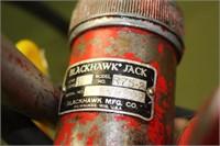 "Black Hawk Proto-Power- 10-Ton Pump, 5"" Ram"