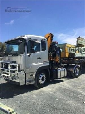 2017 UD QUON GK17.410TT AS HR - Trucks for Sale