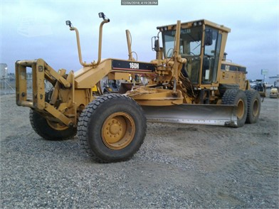 CATERPILLAR 160H For Sale - 13 Listings | MachineryTrader