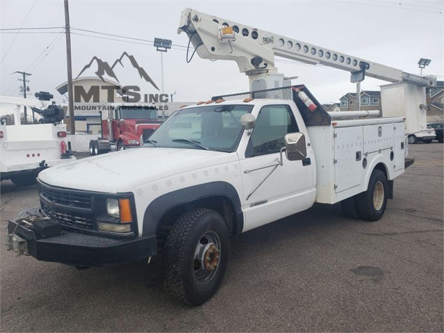 1998 CHEVROLET 3500 For Sale In Salt Lake City, Utah