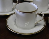 Fitz & Floyd Cups & Saucers