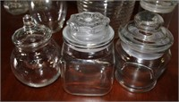 Lidded Containers