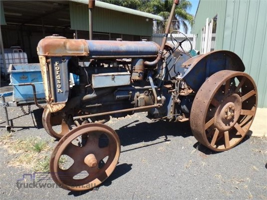 Fordson Major Tractor - Farm Machinery for Sale