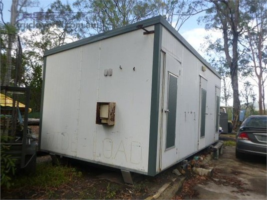 Telecom Accommodation Building Western Traders 87 - Transportable Buildings for Sale