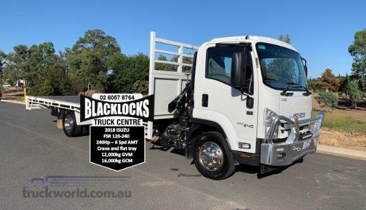 2018 Isuzu FSR 120 140-240 - Truckworld.com.au - Trucks for Sale