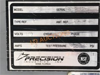 SS Precision Upright Freezer