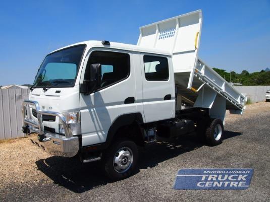 2018 Fuso Canter 4x4 Crew Cab Murwillumbah Truck Centre - Trucks for Sale
