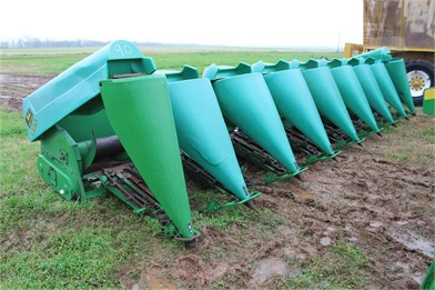 John Deere 894 Corn Header Other Auction Results In