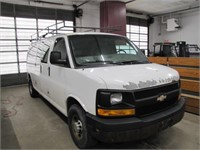 2008 CHEVROLET EXPRESS 2500 266523 KMS