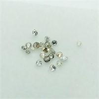 Diamond(ASSORTED, 0.3cts) (83 - JP311)