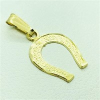 10K Yellow Gold Horse Shoe Shaped(1.6cts)