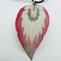Fashion Jewerly Natural Leaf  Necklace (79 -