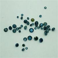 Blue Diamond(0.4cts) (53 - JP311)