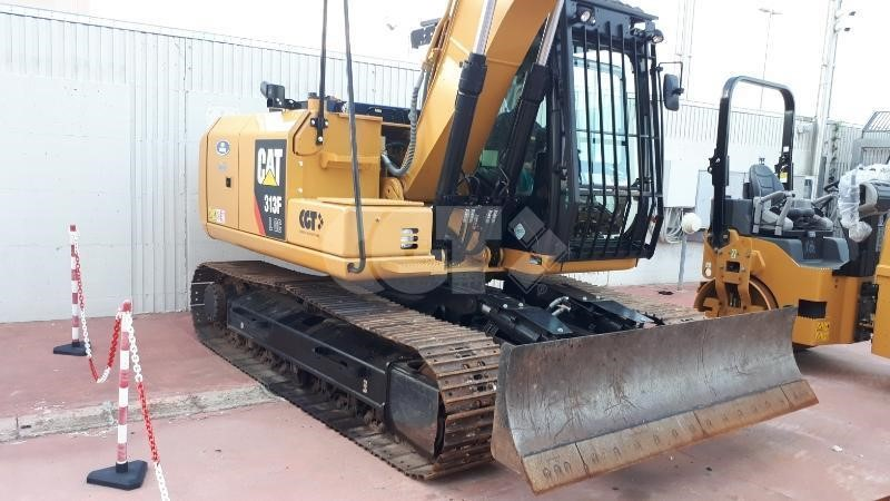 Caterpillar 313F GC