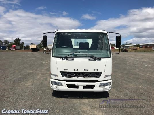 2013 Mitsubishi Fighter FK600 Carroll Truck Sales Queensland - Trucks for Sale