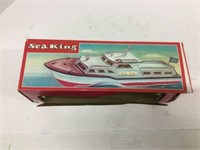 Sea king toy boat