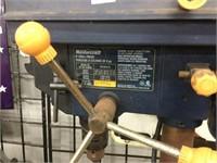 Mastercraft 8 inch drill press