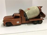 Structo pressed steel cement truck