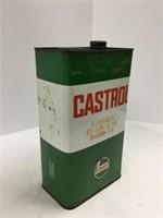 Castrol chain lube oil can two gallon