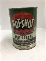 Hotshot anti-freeze can