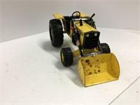 Tonka loader tractor toy
